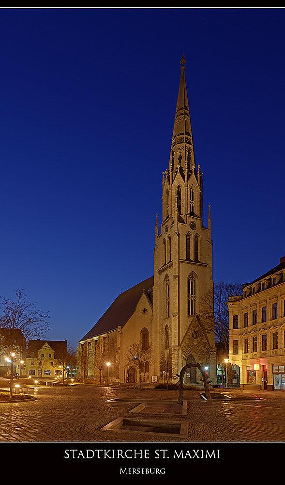 Stadtkirche St. Maximi