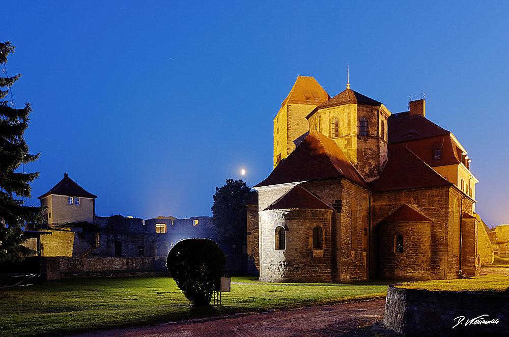 Burgkirche Querfurt