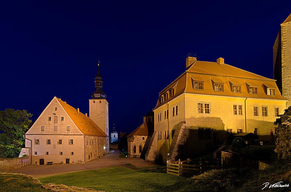 Fürstensaal und Burgmuseum Querfurt