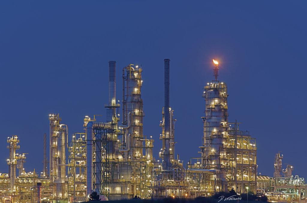 TOTAL Raffinerie Mitteldeutschland GMBH in Leuna