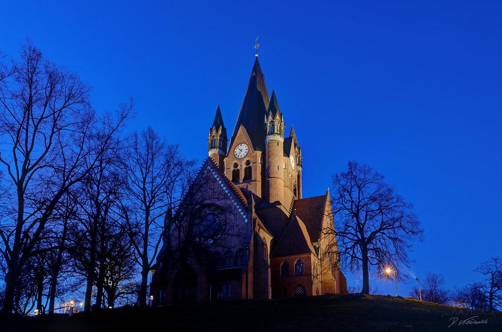 Pauluskirche Halle / Saale