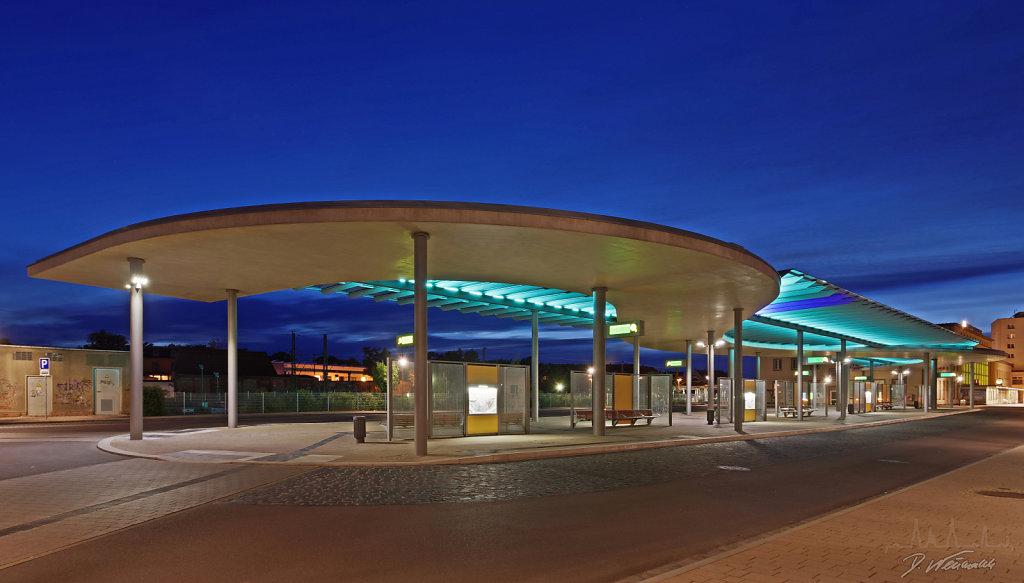 Busbahnhof Merseburg